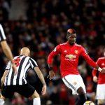 Manchester United v Newcastle United Premier League Old Trafford