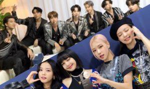 BTS dan BLACKPINK Rajai Billboard Global 200