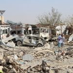 Afghanistan CarBomb Attack 19092019