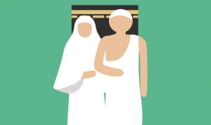 ilustrasi calon jemaah haji