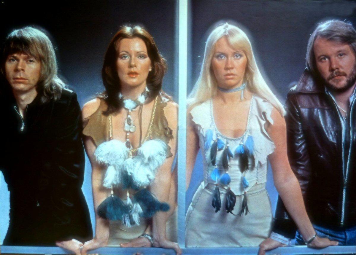 ABBA Dancing Queen Challenge
