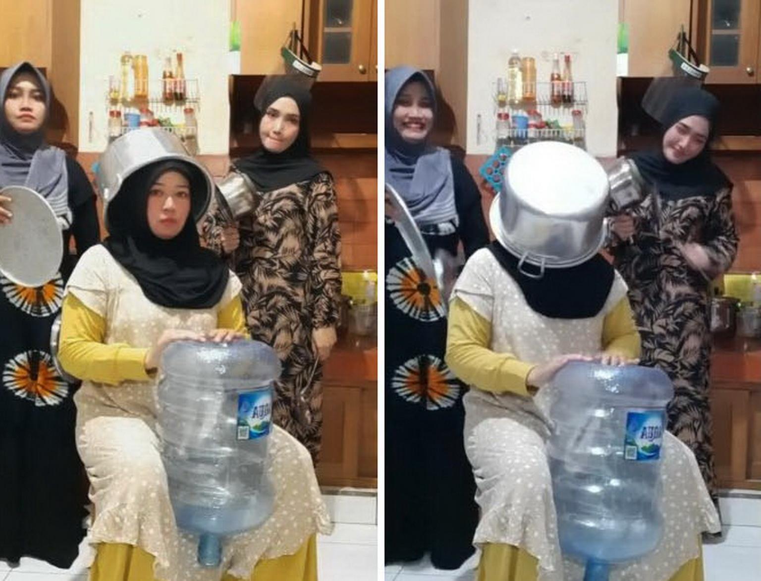 Emak-emak Ridwan Kamil
