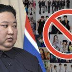 Warga Korea Utara K-Pop