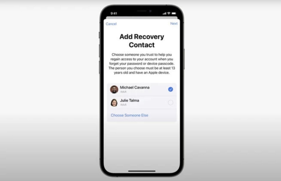 recoverycontact a