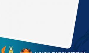 Twibbon PON 2021 untuk Kabupaten Mimika