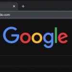 Mode Gelap Google di Dekstop