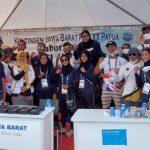 Klasemen PON XX Papua per 9 Oktober